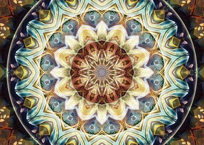 Mandalas for Times of Transition 9