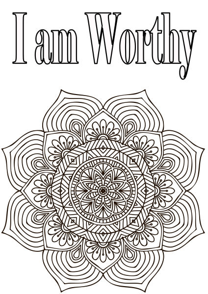 I am Worthy by Letters Of Gratitude