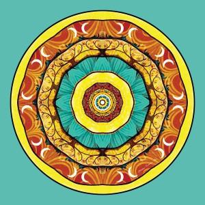 Mandalas for a New Earth, No. 11