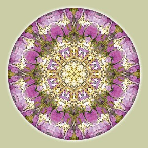 Mandalas for a New Earth, No. 4