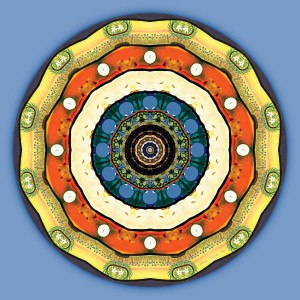 Mandalas for a New Earth, No. 6
