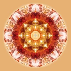 Mandalas for a New Earth, No. 8