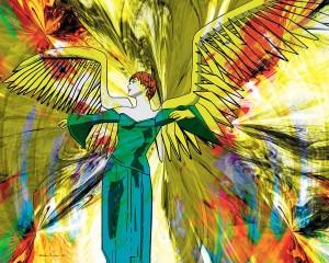Angel Dance 4