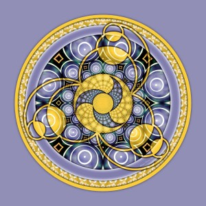 Crop Circle Mandalas 5