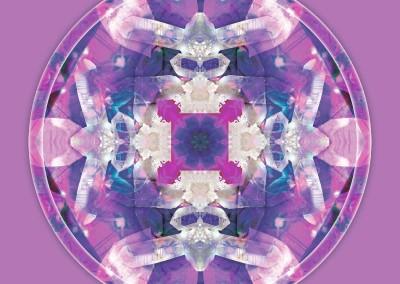 Crystal Mandala 4