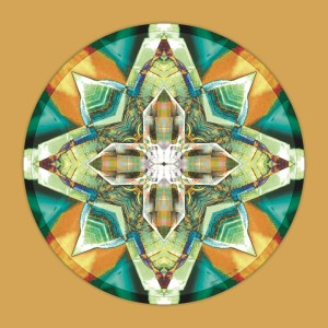 Crystal Mandala 6