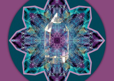 Crystal Mandala 3