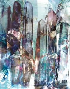Crystalline Abstract 2