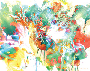 Floral Abstract 20
