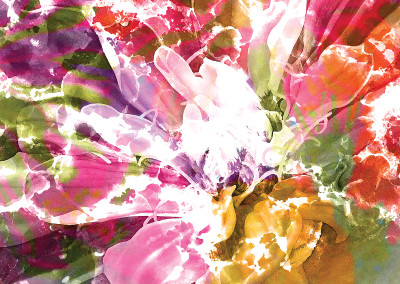 Floral Abstract 21