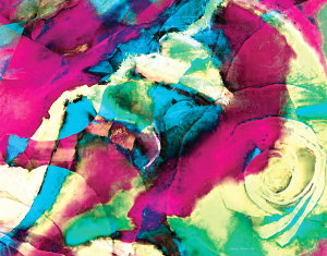 Floral Abstract 5
