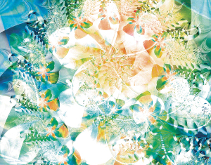 Floral Abstract 7