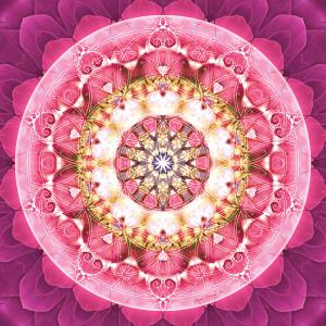 Flower of Life Mandala 5