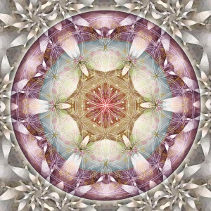 Flower of Life Mandala 13