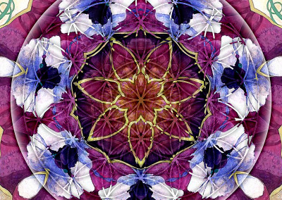 Flower of Life Mandala 8
