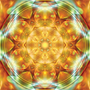 Flower of Life Mandala 16