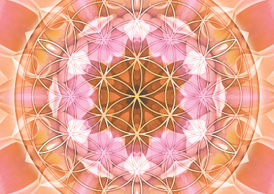 Flower of Life Mandala 18