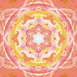 Flower of Life Mandala 20