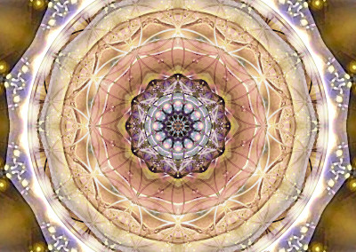 Flower of Life Mandala 4