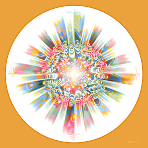 Mandalas of Healing and Awakening 2