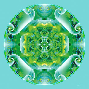 Mandalas of Healing and Awakening 4