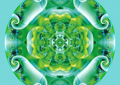 Mandalas of Healing and Awakening 4