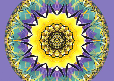 Mandalas of Healing and Awakening 5
