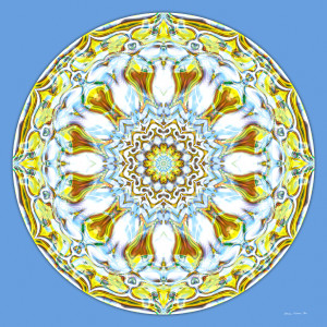 Mandalas of Healing and Awakening 8