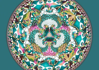 Mandalas from the Heart of Surrender 13