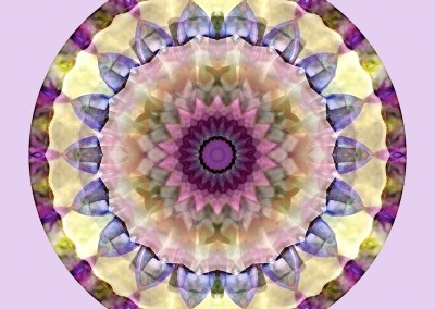 Mandalas from the Heart of Surrender 2