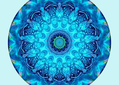 Mandalas from the Heart of Surrender 5