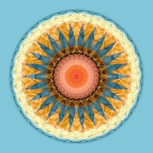 Mandalas from the Heart of Surrender 8