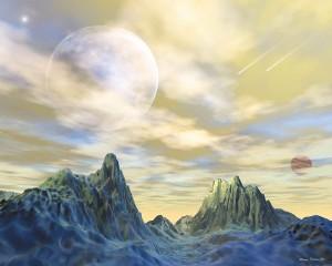 Heaven and Earth 4