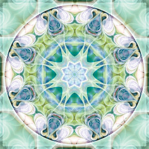Mandalas from the Heart of Freedom 12