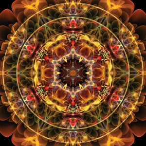 Mandalas from the Heart of Freedom 17