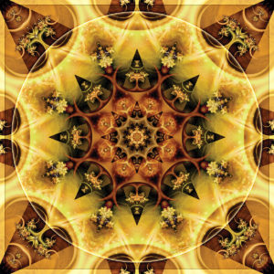 Mandalas from the Heart of Freedom 28