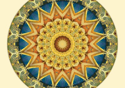Mandalas of Deep Trust 9