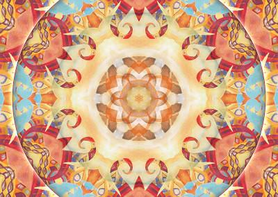 Mandalas of Forgiveness & Release 2