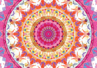Mandalas of Forgiveness & Release 3