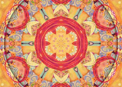 Mandalas of Forgiveness & Release 5