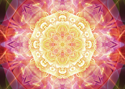 Mandalas of Forgiveness & Release 9