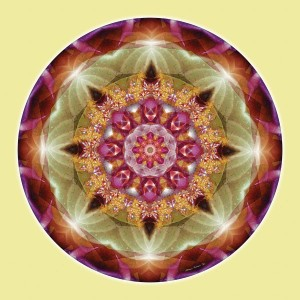 Mandalas from the Heart of Peace 2
