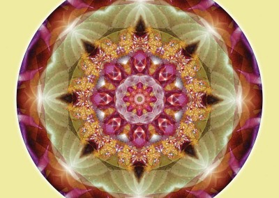 Mandalas from the Heart of Peace 1