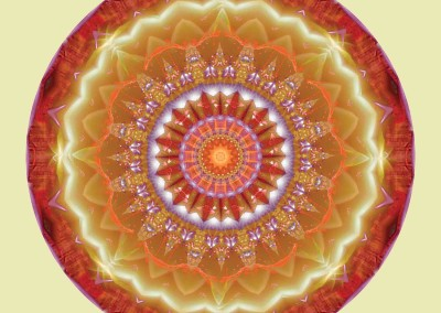 Mandalas from the Heart of Peace 12