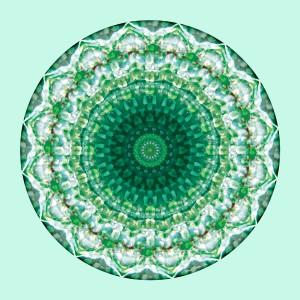 Mandalas from the Heart of Peace 3