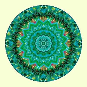 Mandalas from the Heart of Peace 6