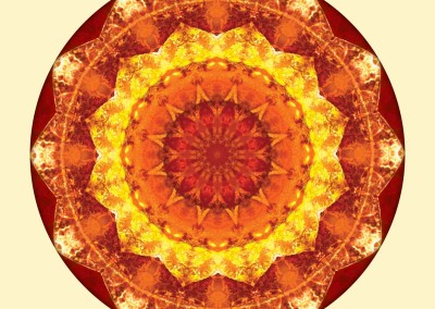 Mandalas from the Heart of Peace 7