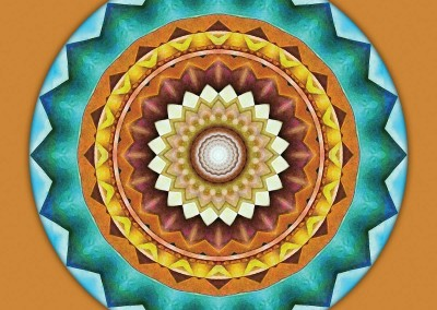 Mandalas from the Heart of Peace 8