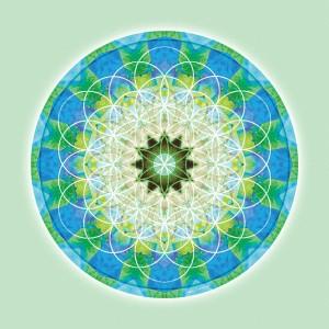 Sacred Geometry Mandalas 12