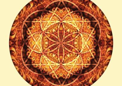 Sacred Geometry Mandalas 3